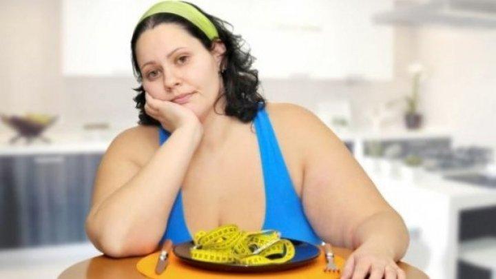 OMS avertizează că până în 2045 un sfert din populația globului va fi obeză