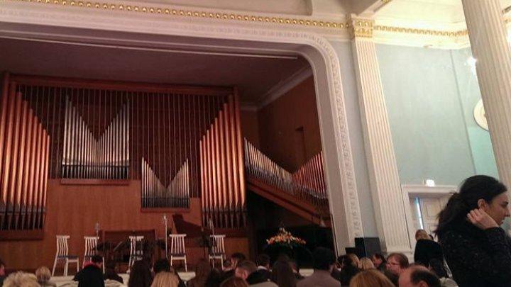 Concert dedicat Zilei Europei la Sala cu Orgă. Intrarea este liberă