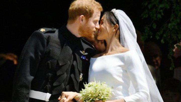 Ce cadouri neaşteptate au primit la nuntă prinţul Harry şi Meghan Markle