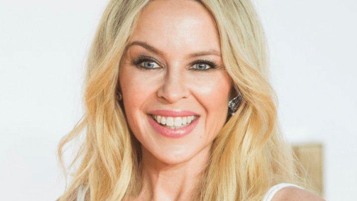 Cum a sărbătorit Kylie Minogue împlinirea a 50 de primăveri (FOTO)