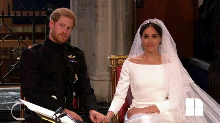 Un Nou Cuplu Regal Meghan Markle şi Prinţul Harry S Au Căsătorit