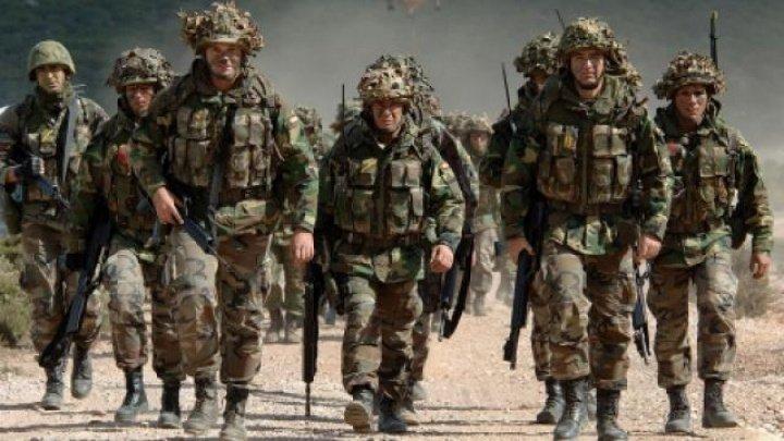 50 de soldaţi estonieni se alătură operaţiunii franceze Barkhane