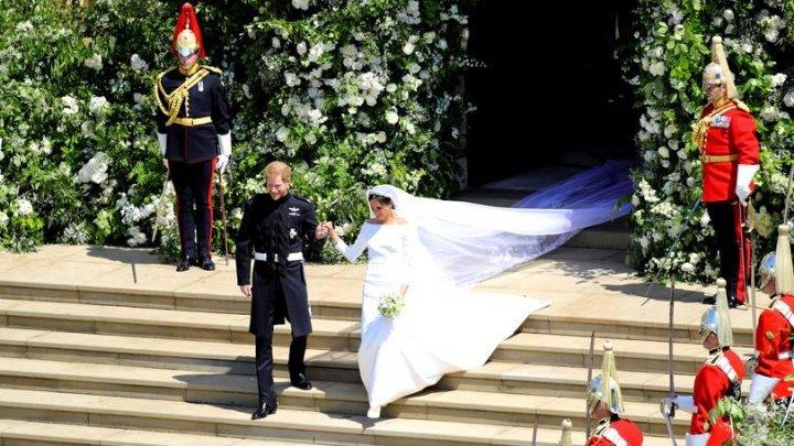 Postarea din ziua nunții regale care a stârnit REVOLTĂ. Incredibil cu cine a fost comparată Meghan Markle (FOTO)