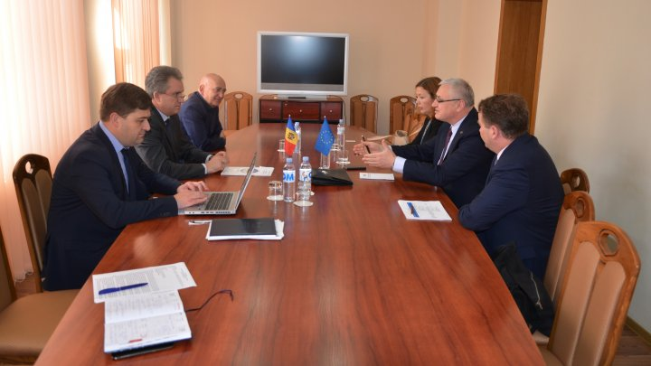 Serviciul Vamal și EUBAM continuă să-și consolideze cooperarea în domeniul managementului integrat al frontierei