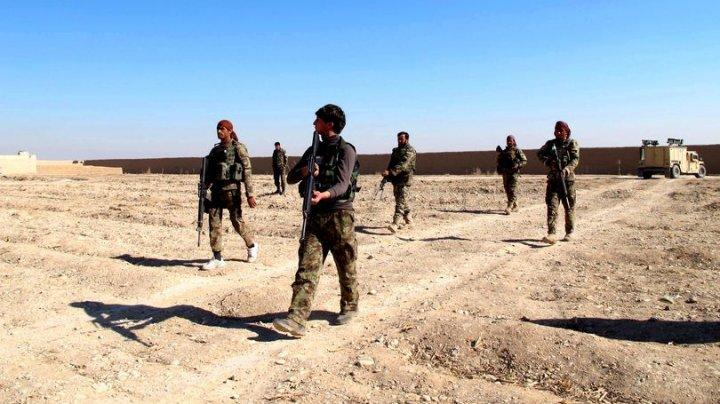 Lupte între militanți și armata locală. Talibanii încearcă să ocupe orașul Farah din vestul Afganistanului