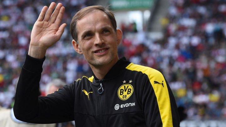 THOMAS TUCHEL, ANTRENOR LA PSG. Germanul a semnat un contract valabil pe două sezoane