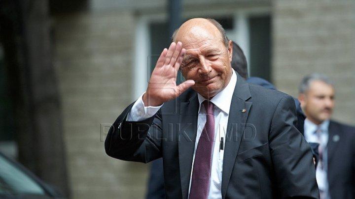 Traian Băsescu îşi încheie activitatea politică: Nu mai am mize personale. Gata