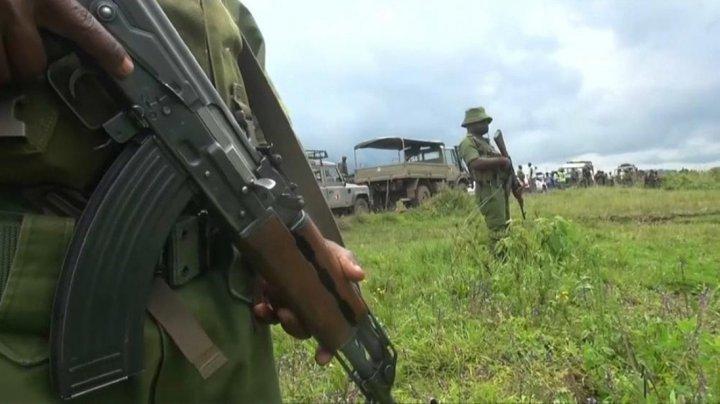 Turiştii britanici, răpiţi într-un parc din estul Republicii Democrate Congo, au fost eliberaţi
