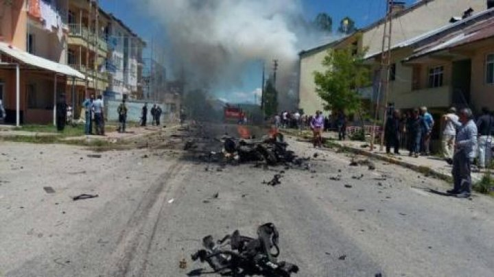 Bilanț sumbru: 16 morţi şi 28 de răniţi în atacurile de miercuri de la Kabul