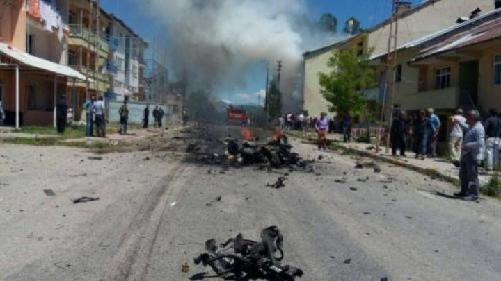 Talibanii afgani îi avertizează pe locuitorii Kabulului în legătură cu noi atentate