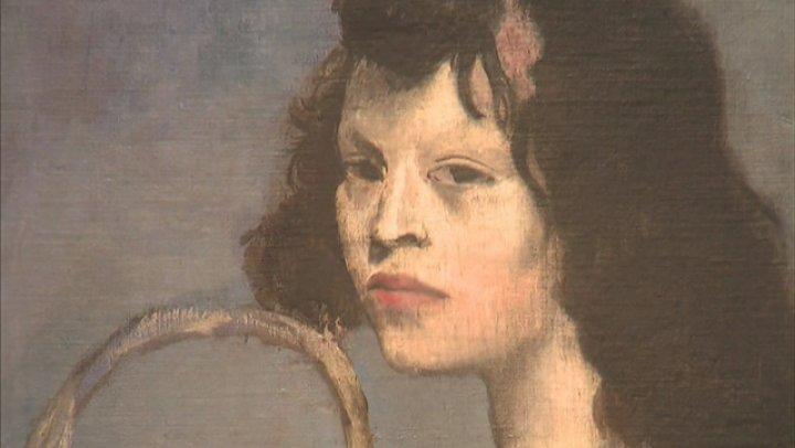 Un tablou realizat de Picasso, vândut la licitaţie cu 115 milioane de dolari