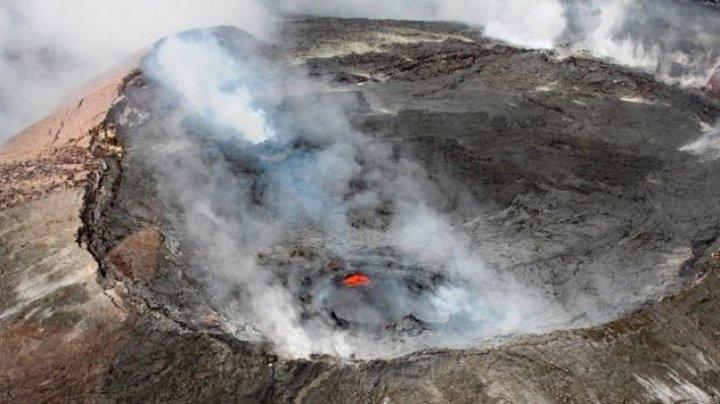 Alertă roşie în Hawaii. Gaze periculoase în atmosferă