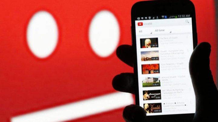 YouTube va introduce modul Incognito în aplicaţia de mobil