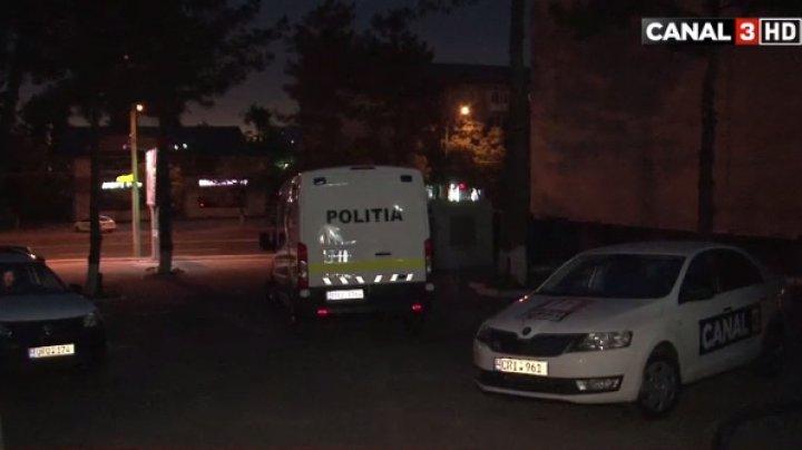 Un mare magazin de electrocasnice din centrul Capitalei a fost spart. Ce au furat (VIDEO)
