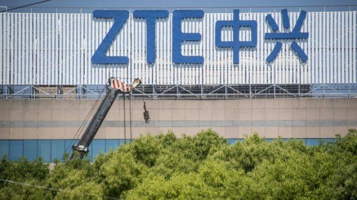Trump a salvat ZTE: Compania va plăti o amendă mare