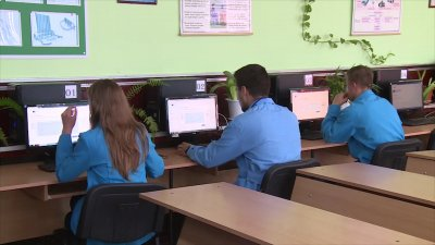 O NOUĂ ERĂ: 610 elevi ai şcolilor profesionale din ţară vor susține teste în regim online