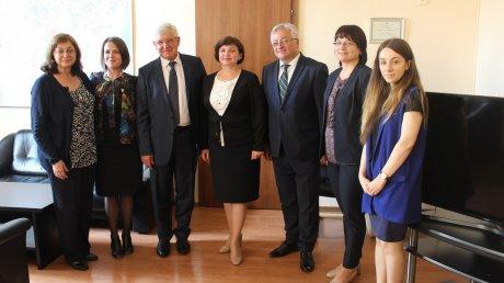Ministerul Sănătății, Muncii și Protecției Sociale va semna un nou Memorandum de colaborare în domeniul sănătății și științelor medicale cu Bulgaria
