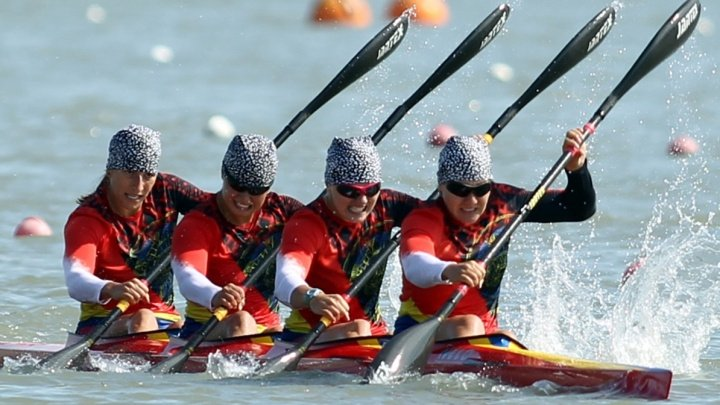 Echipa națională de kaiak kanoe va evolua la Campionatul European