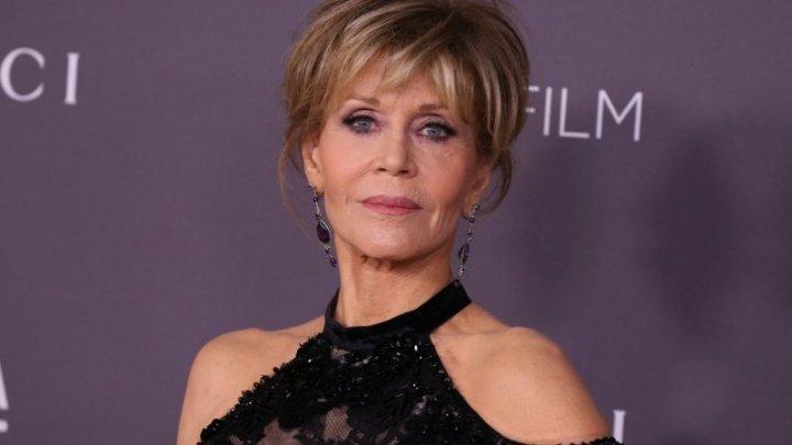 Actriţa americană Jane Fonda va fi distinsă cu un premiu onorific la Festivalul Lumiere 2018 de la Lyon