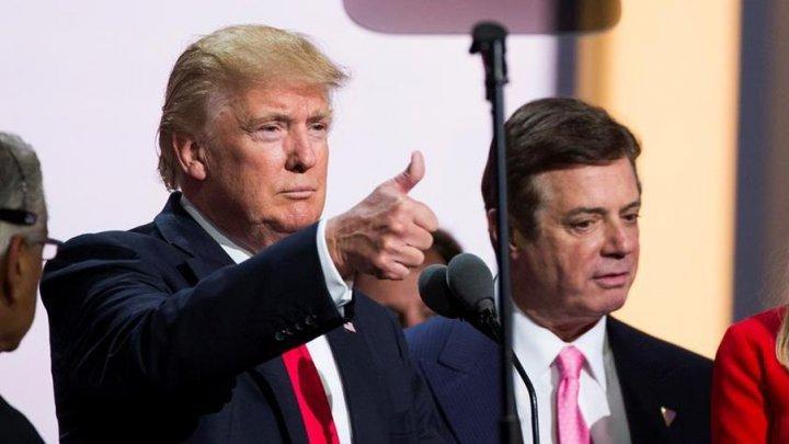 Fostul director de campanie al lui Trump, Paul Manafort a fost trimis la închisoare