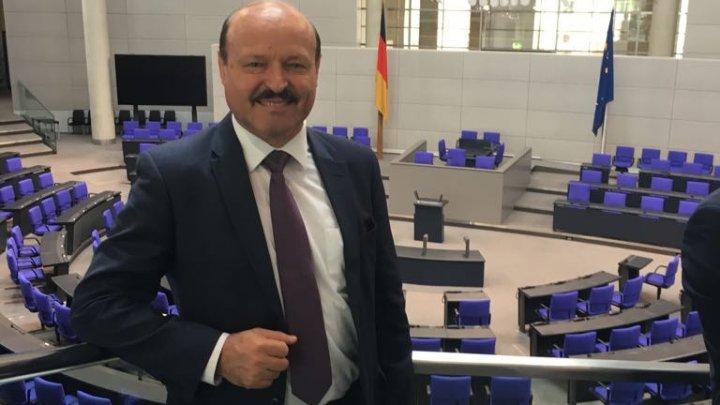 Republica Moldova a fost inclusă în grupul de prietenie Germania-Bulgaria-România. Valeriu Ghilețchi: E un mesaj de susținere a integrării în UE