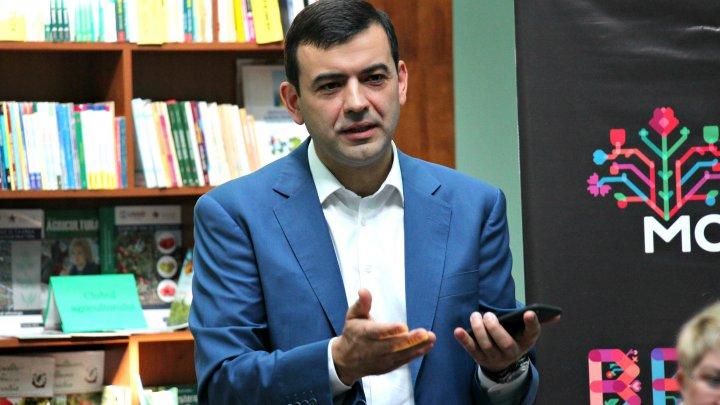 Chiril Gaburici, la lansarea Cărții Albe a Turismului: Este o revoluție în domeniul turismului, dar nu ne oprim doar la ceea ce e scris pe hârtie