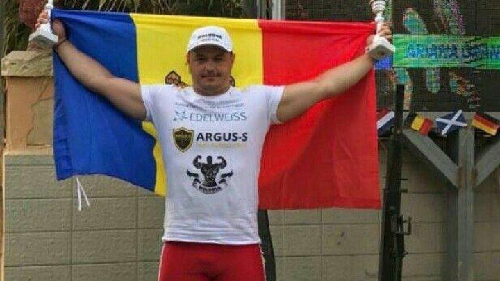 PERFOMANŢĂ DE INVIDIAT! Victor Gogu a cucerit două medalii de aur la Mondiale