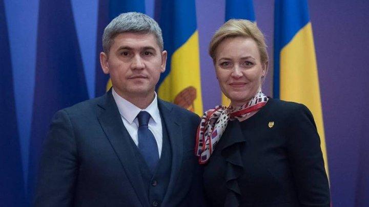Alexandru Jizdan, felicitat de omologul său român, Carmen Daniela Dan cu ocazia zilei sale de naștere