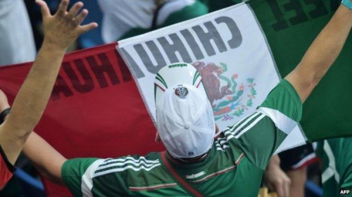 Cupa Mondială 2018: FIFA a deschis o procedură disciplinară împotriva federaţiei mexicane