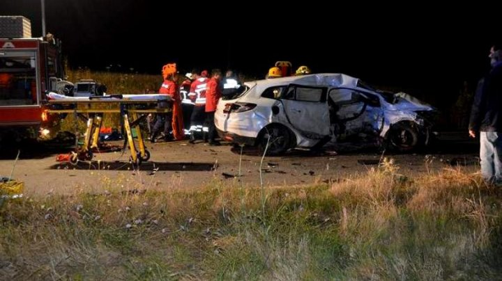 Un cetăţean român a provocat un carnagiu pe o şosea din Portugalia: Trei morţi şi doi răniţi în stare critică