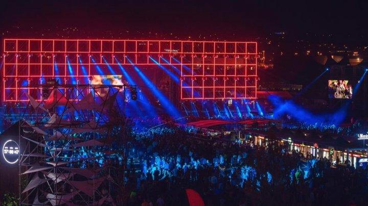 Afterhills, cel mai mare festival în aer liber a strâns peste 100.000 de participanţi