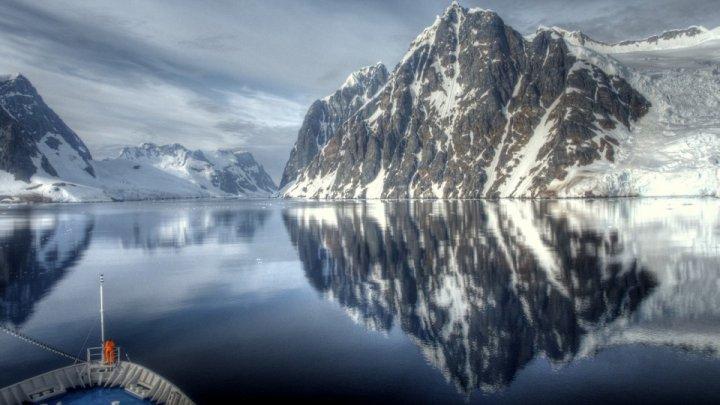 Continentul Antarctica se înalţă. Motivul este îngrijorător