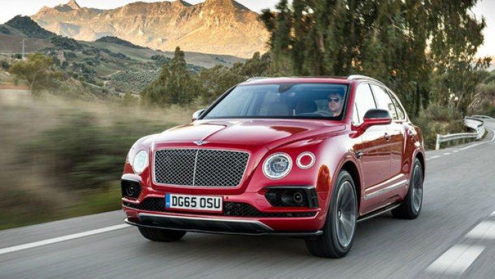 Bentley ar putea lansa un SUV coupe cu o motorizare de peste 600 CP