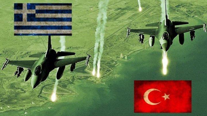 Gest provocator: Avioane de luptă turce au survolat spațiul aerian grecesc