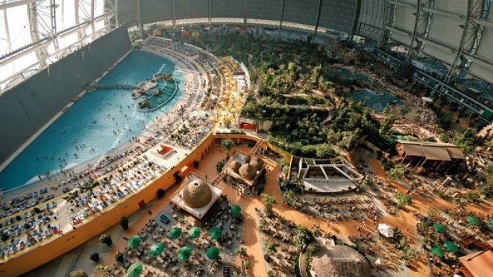 Vacanţă de vară plină de adrenalină. Cele mai atractive Aqua Park-uri din Europa (FOTO)