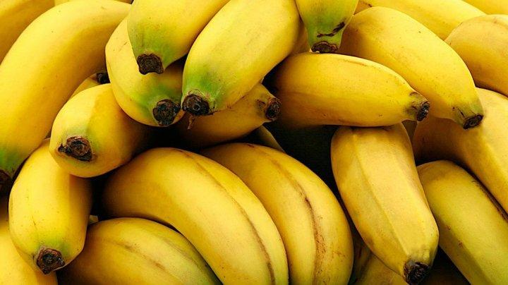 Bine de ştiut! 3 beneficii ale consumului de banane