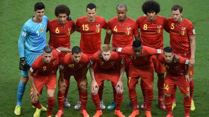 Naţionala Belgiei s-a calificat în optimile de finală ale Campionatului Mondial de fotbal