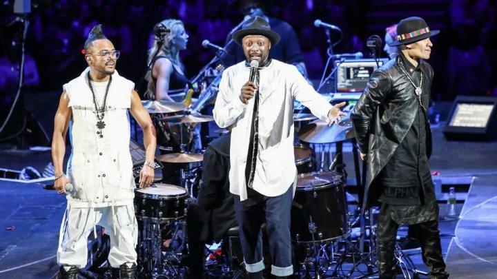 Trupa americană Black Eyed Peas va concerta în această vară în România