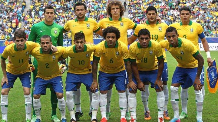 Cupa Mondială 2018: Jucătorii brazilieni vor fi recompensaţi cu 10 milioane euro dacă vor câştiga titlul mondial