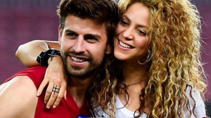 Shakira si Pique sunt cel mai atractiv cuplu din lume