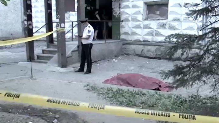 MOARTE MISTERIOASĂ în Capitală. O tânără a căzut în gol de la etajul opt. Ce spune poliţia (VIDEO)