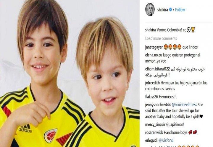 Război în casa lui Gerard Piqué și Shakira. Ce echipă susţin la Mondiale copiii lor (FOTO)