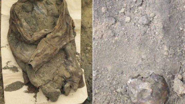 CRIMĂ descoperită după 8 ani de la săvârșire. Osemintele victimei, găsite într-un câmp din raionul Drochia (DETALII ŞOCANTE)