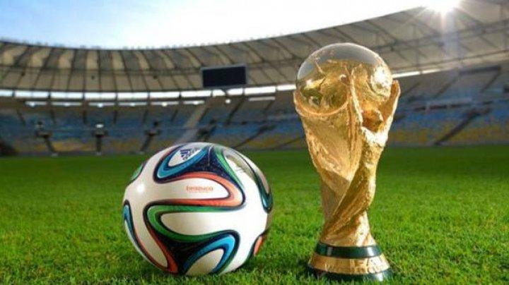 A început Campionatul Mondial de fotbal! Cea de-a 21 ediţie a debutat cu partida Rusia - Arabia Saudită