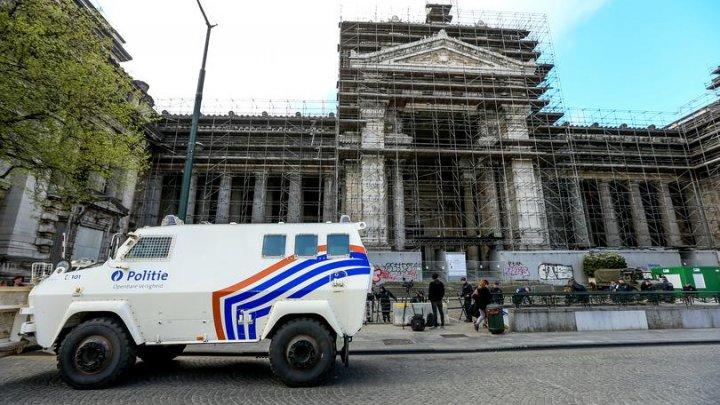 Alertă cu bombă la Palatul de Justiție din Bruxelles. Clădirea a fost evacuată