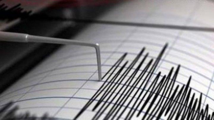 S-A ZGUDUIT PĂMÂNTUL! Patru cutremure timp de 12 ore în apropiere de Moldova