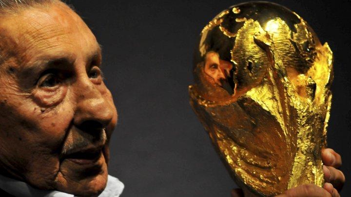 Alcides Edgardo Ghiggia, desemnat cel mai bun fotbalist al Campionatelor Mondiale