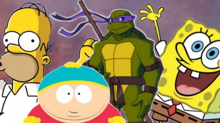 11 secrete din diverse desene animate, care au indus publicul în eroare timp de mai multe generații