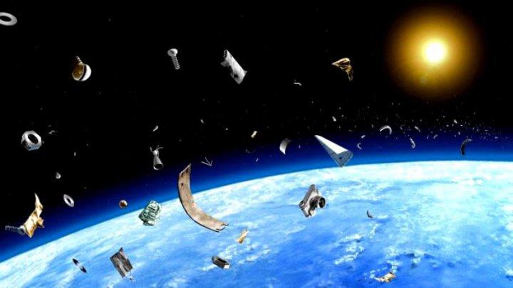 INVENŢIE EXCEPŢIONALĂ! Rușii au creat un tun cu laser pentru a distruge deșeurile din spațiu