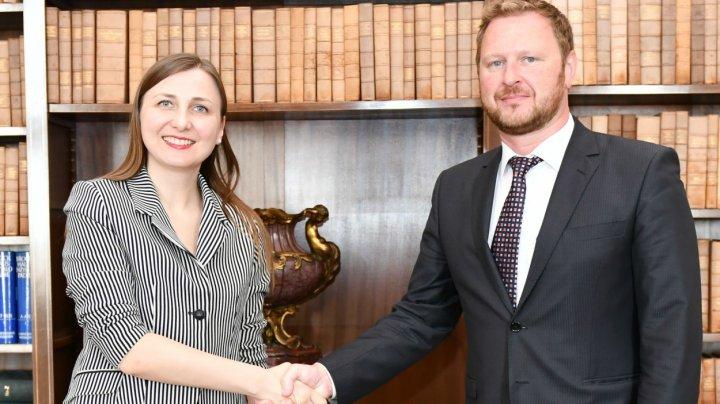 Cooperarea dintre Moldova şi Cehia pe dimensiunea integrării europene, discutată la Praga